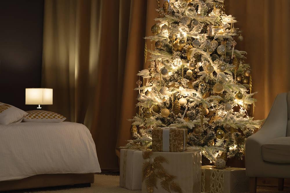 Navidad hotelera