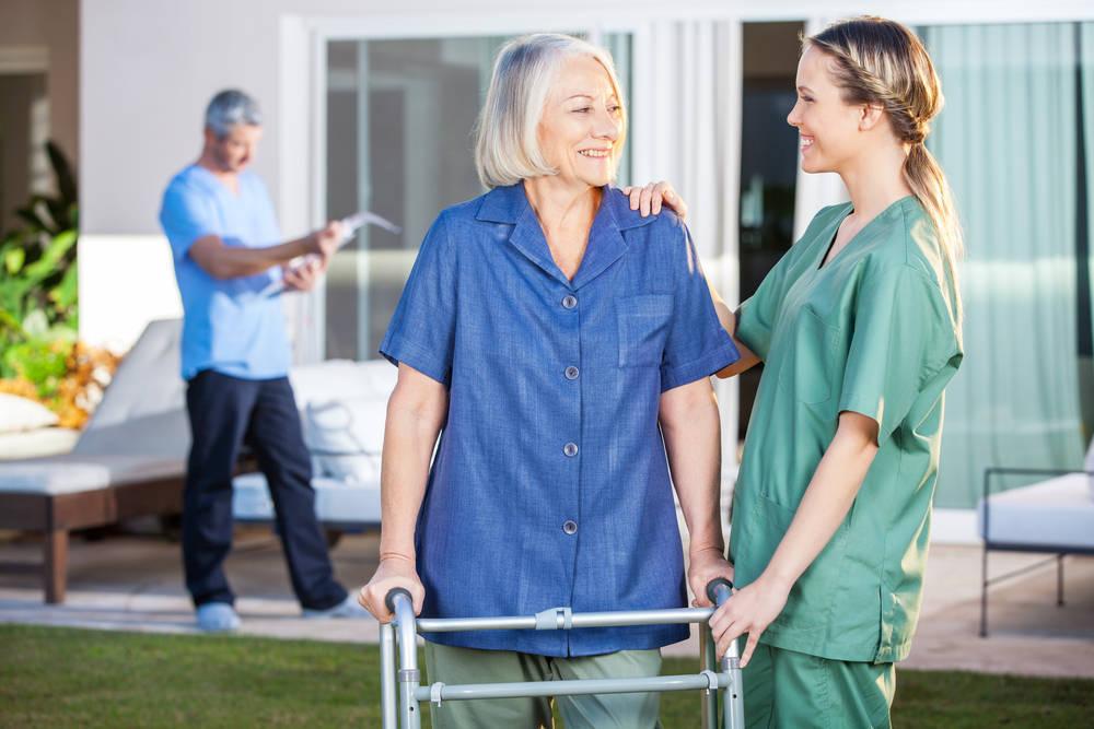 Residencias geriátricas: la única solución para miles de ancianos españoles