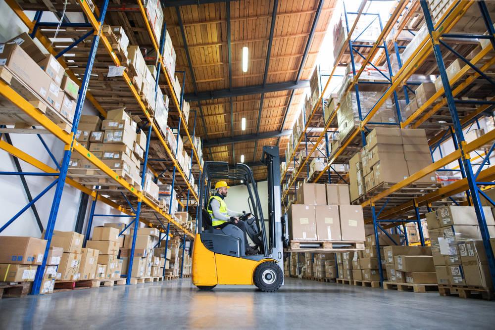 El trabajo en almacén, vital para una empresa