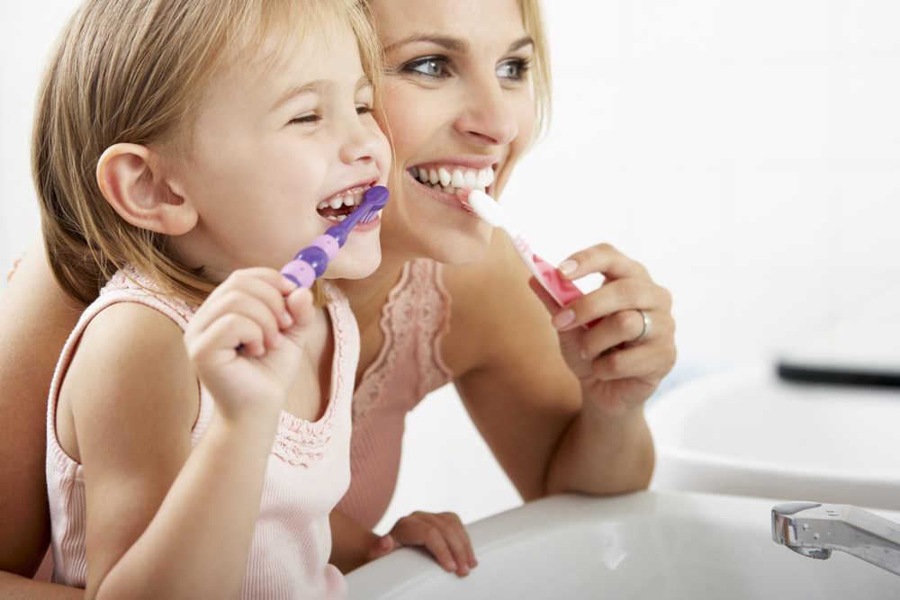 Tener una dentadura joven y atractiva después de los 40