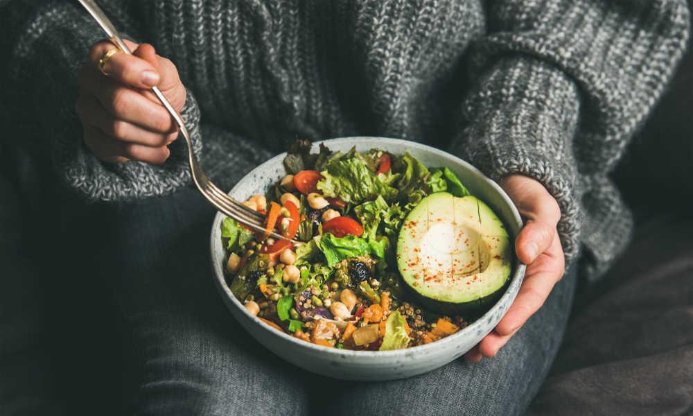 Dieta Vegana y salud bucodental