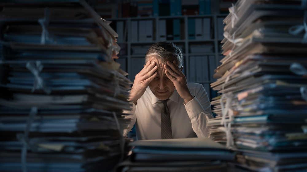 La burocracia complica la eficiencia